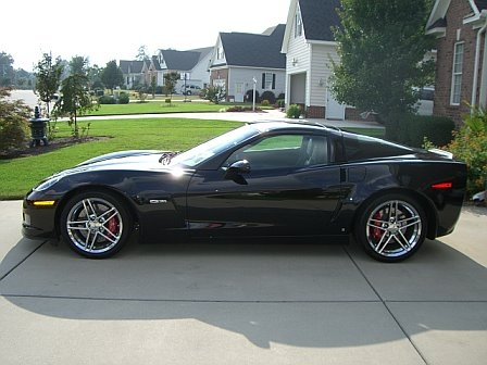 Picture of 2008 Chevrolet Corvette Z06 Coupe RWD, exterior, gallery_worthy