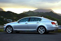 Picture of 2007 Lexus GS 450h RWD, exterior, gallery_worthy