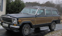 1989 Jeep Grand Wagoneer, My woody!, exterior