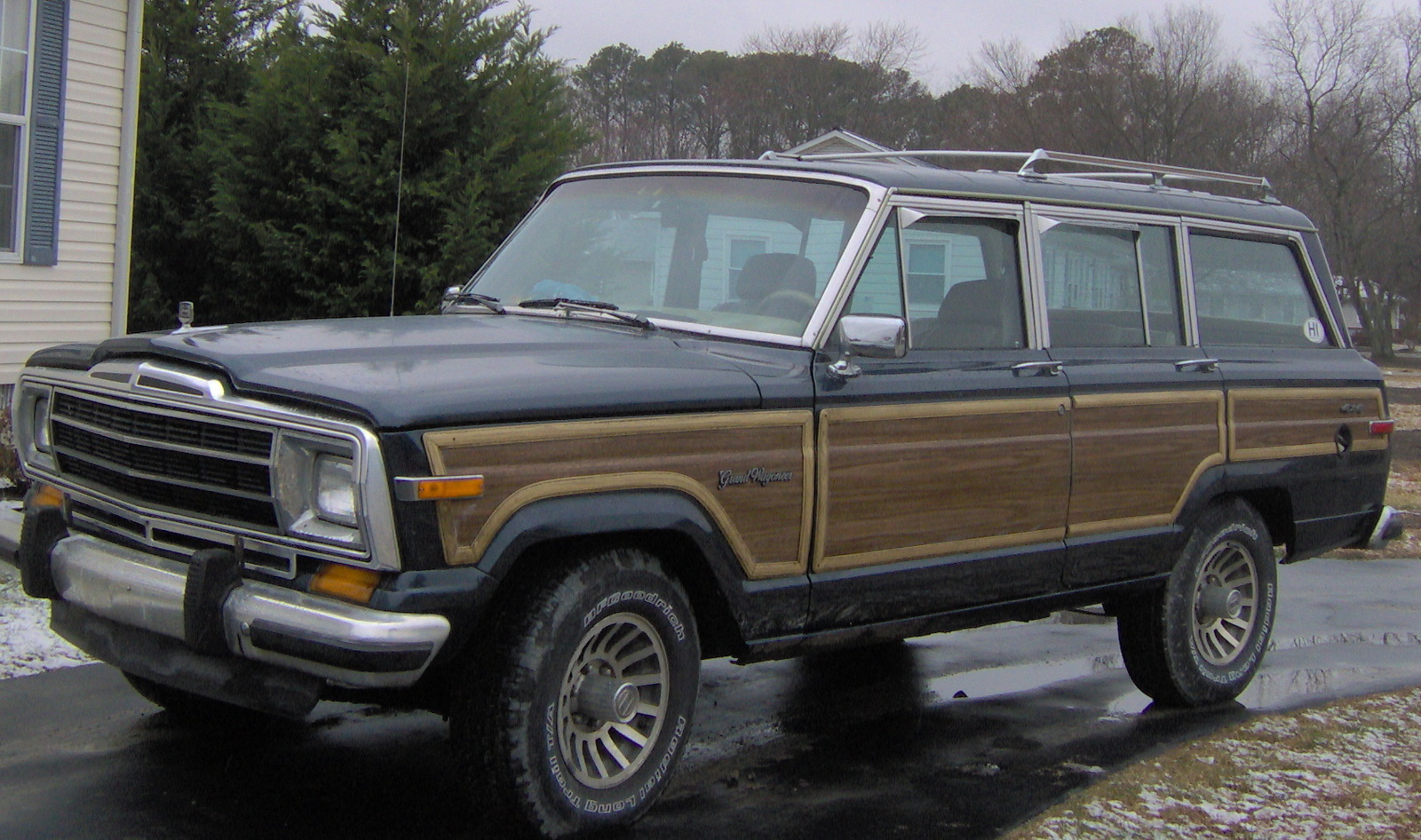 1989 Jeep Grand Wagoneer Pictures Cargurus