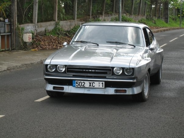 Picture of 1983 Ford Capri, exterior, gallery_worthy