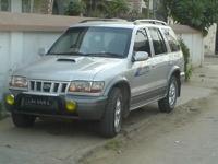 2002 Kia Sportage Overview