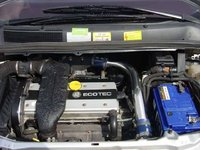 Picture of 2002 Vauxhall Zafira, engine