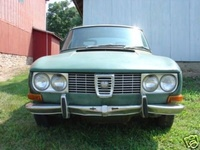 1970 Saab 99 Picture Gallery