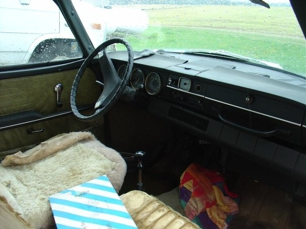 Picture of 1970 Saab 99, interior