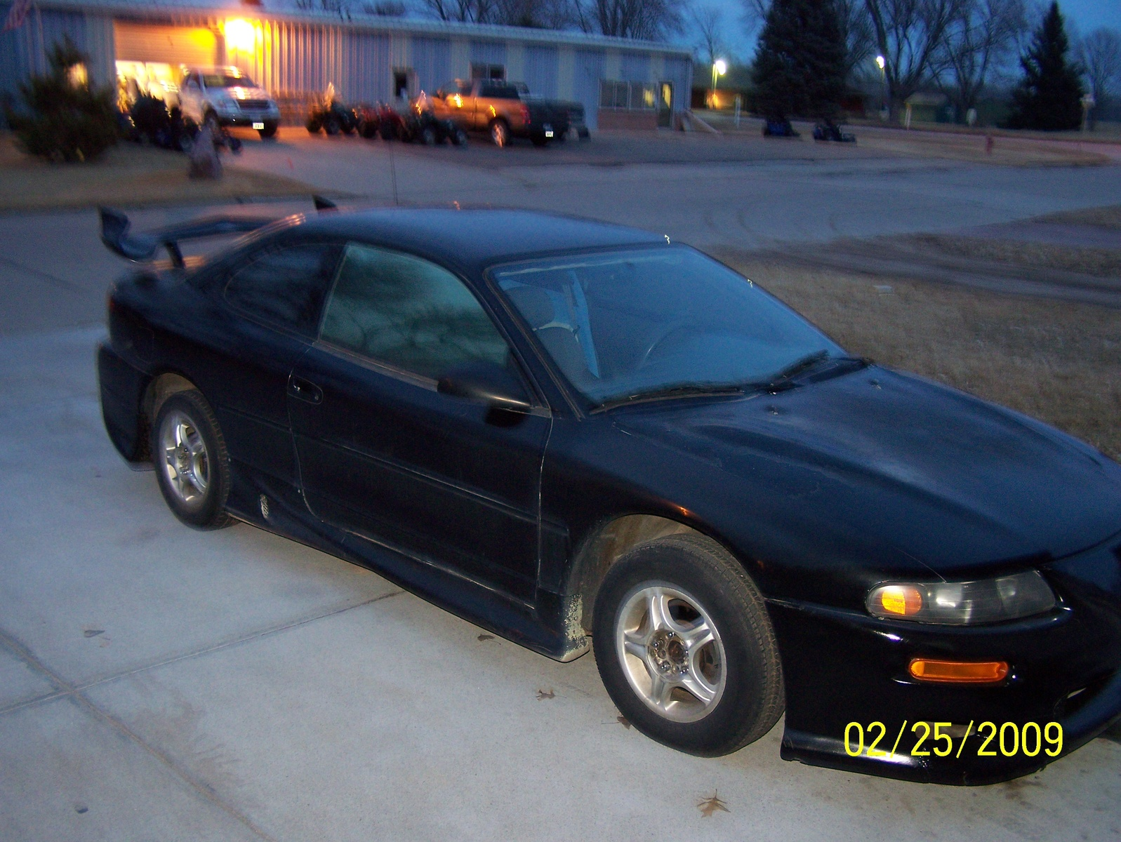 1996 dodge avenger trim information cargurus. Black Bedroom Furniture Sets. Home Design Ideas