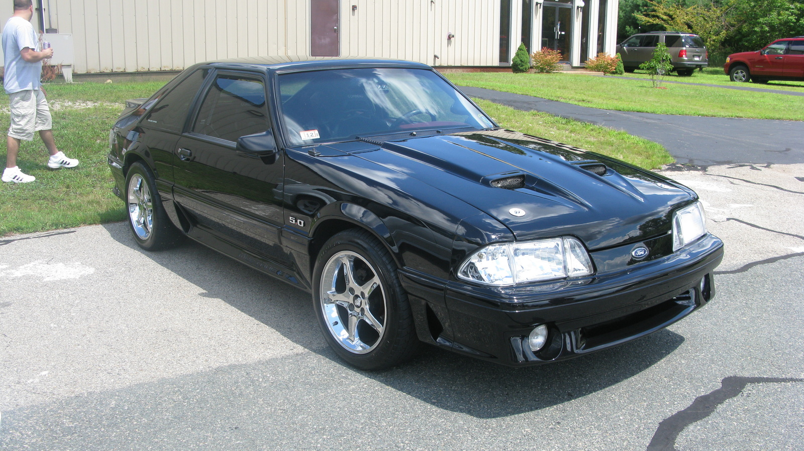 1993 ford mustang pictures cargurus. Black Bedroom Furniture Sets. Home Design Ideas