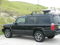 2008 Jeep Commander Sport 4WD picture, exterior