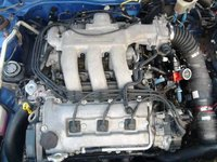 Picture of 1993 Mazda 323 Hatchback, engine