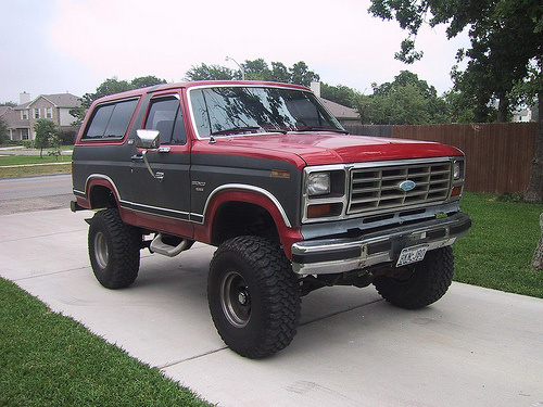 Picture of 1982 Ford Bronco
