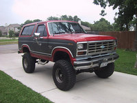 1982 Ford Bronco Picture Gallery