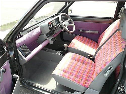 1995 FIAT Panda - Interior Pictures - CarGurus