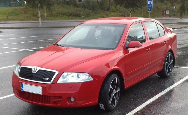 Picture of 2008 Skoda Octavia
