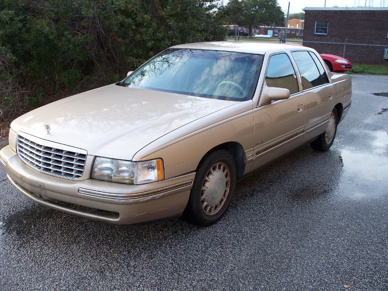 Picture of 1999 Cadillac DeVille