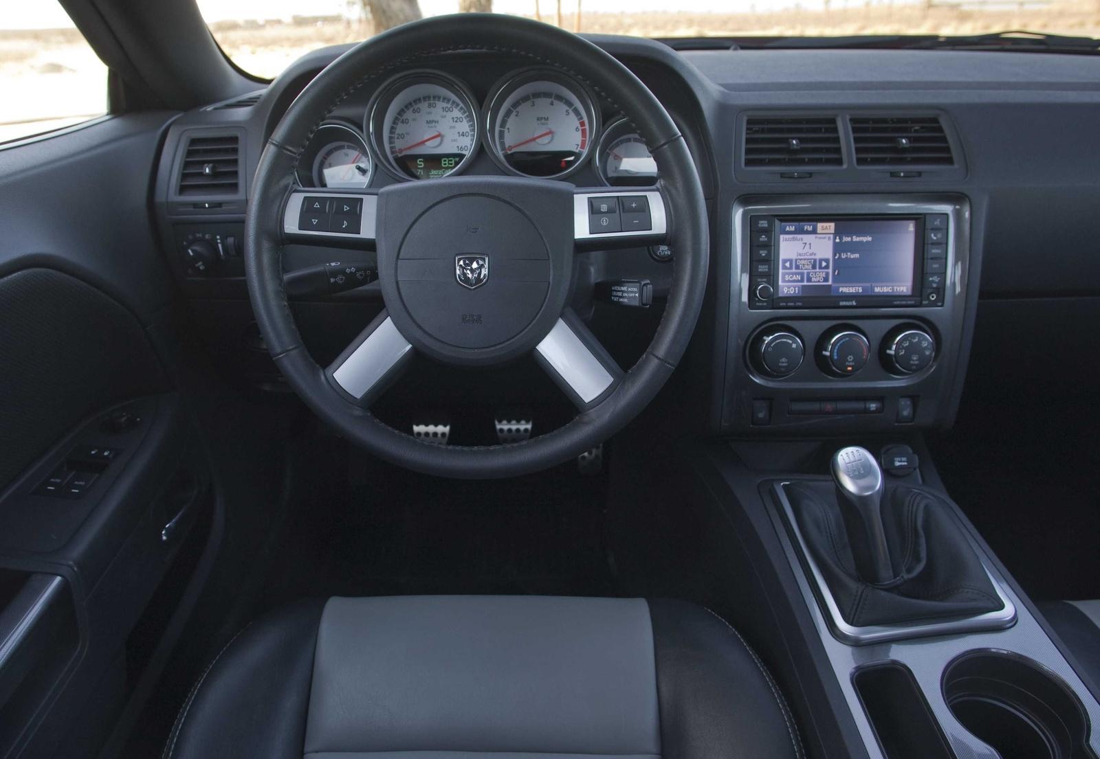 2010 Dodge Challenger SRT8 - Power To Burn - Hot Rod Network  |Dodge Challenger Srt8 2015 Interior