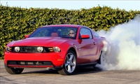 2010 Ford Mustang Overview