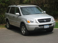 Picture of 2005 Honda Pilot EX AWD, exterior