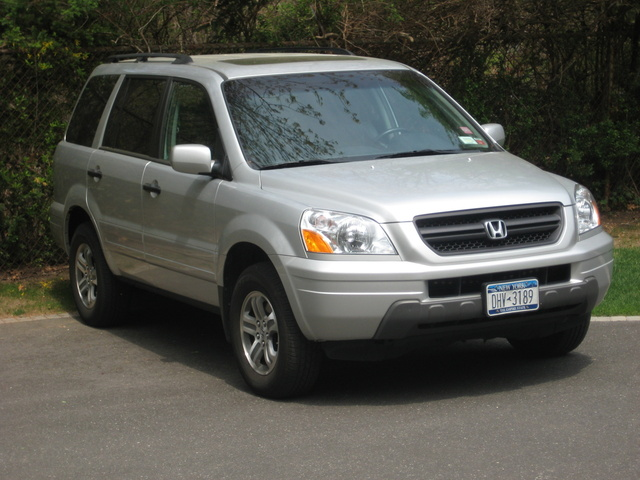2005 Honda Pilot User Reviews