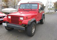 1993 Jeep Wrangler Picture Gallery