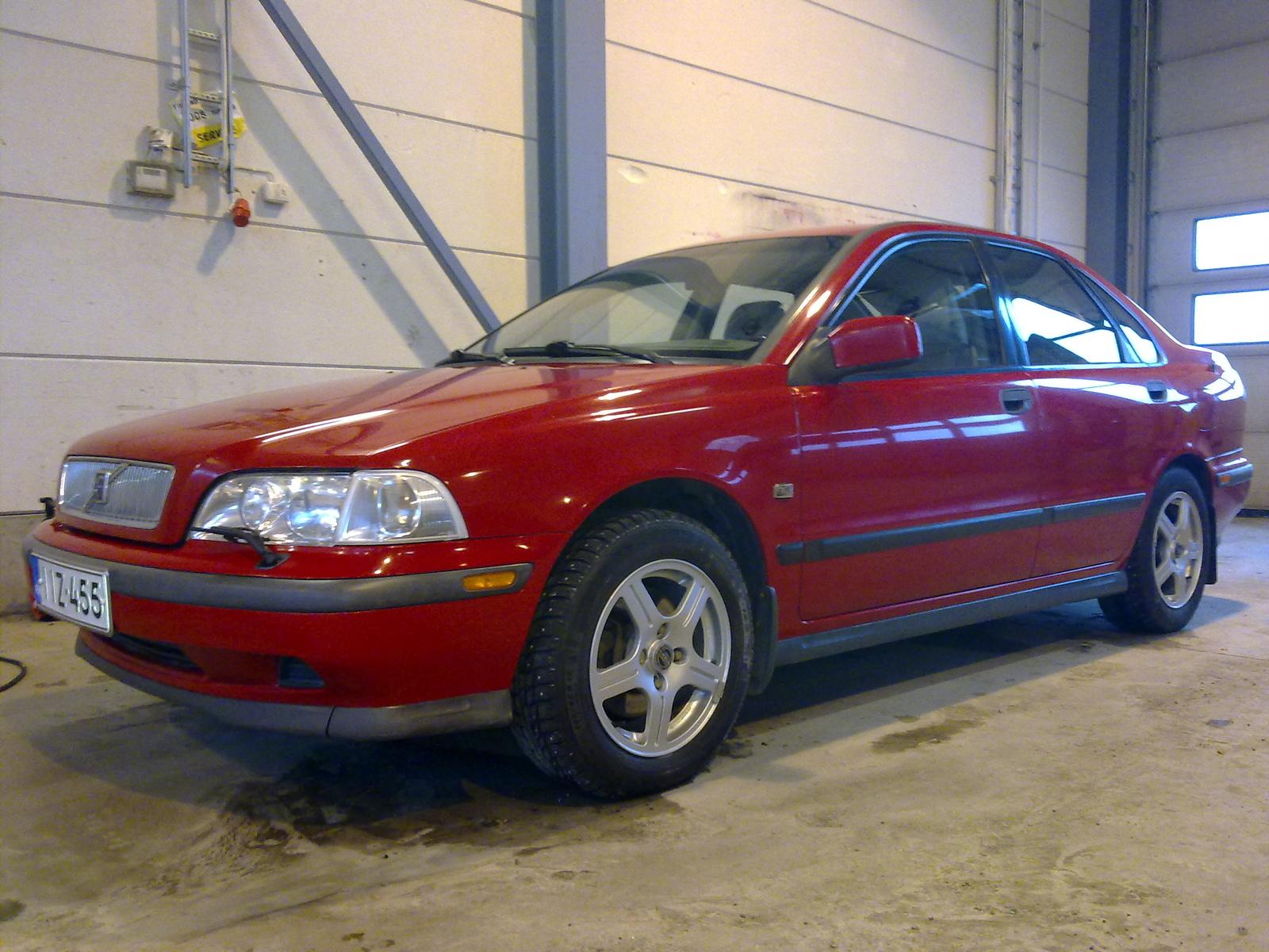 Volvo on 1999 volvo s40 pictures 1999 volvo s40 picture cargurus