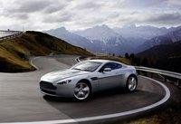 2009 Aston Martin V8 Vantage, Front Left Quarter View, exterior, manufacturer