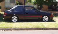 Picture of 1990 Ford Laser, exterior