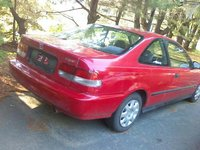 Picture of 1998 Honda Civic Coupe, exterior, gallery_worthy