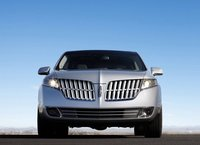 2010 Lincoln MKT, Front View, exterior, manufacturer