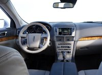 2010 Lincoln MKT, Interior View, interior, manufacturer