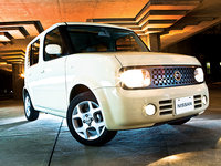 2008 Nissan Cube, Front Right Quarter View, exterior, manufacturer