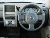 2008 Nissan Cube, Interior View, interior, manufacturer