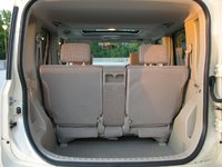 2008 Nissan Cube, Interior Cargo View, interior, manufacturer