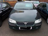 Picture of 1996 Vauxhall Omega, exterior, gallery_worthy