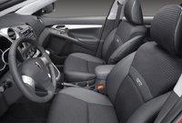 2010 Pontiac Vibe, Interior View, interior, manufacturer