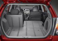 2010 Pontiac Vibe, Interior Cargo View, interior, manufacturer