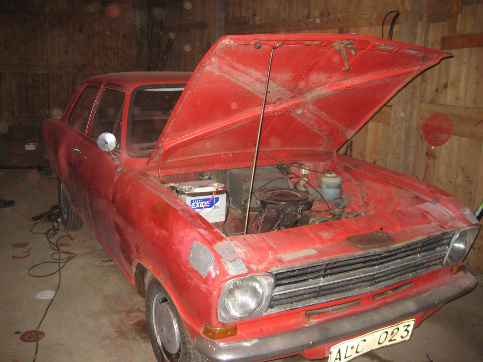 1972 Opel Kadett picture