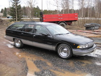 1992 Chevrolet Caprice Overview