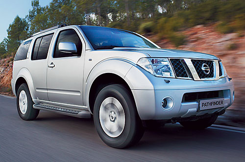 Picture of 2007 Nissan Pathfinder