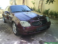 Picture of 2001 Mercedes-Benz SLK-Class, exterior