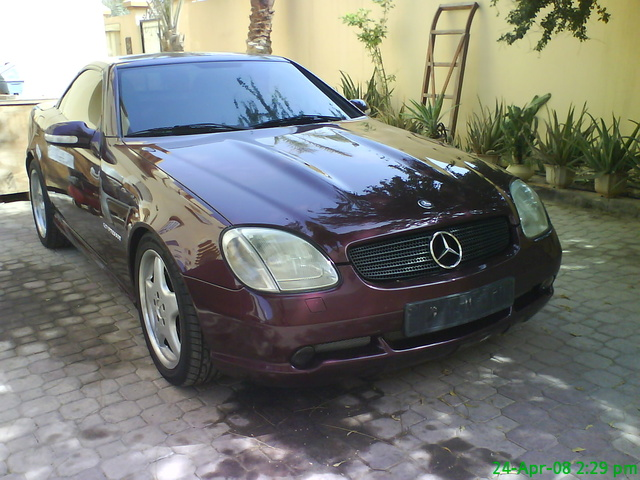 Picture of 2001 Mercedes-Benz SLK-Class