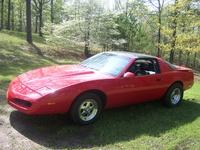 1992 Pontiac Firebird Picture Gallery