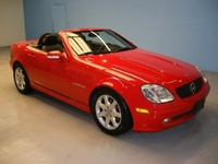 2003 Mercedes-Benz SLK-Class 2 Dr SLK230 Supercharged Convertible, Picture of 2003 Mercedes-Benz SLK230 2 Dr SLK230 Supercharged Convertible, exterior