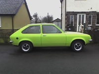 1978 Vauxhall Chevette Overview
