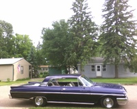 1961 Mercury Monterey Overview