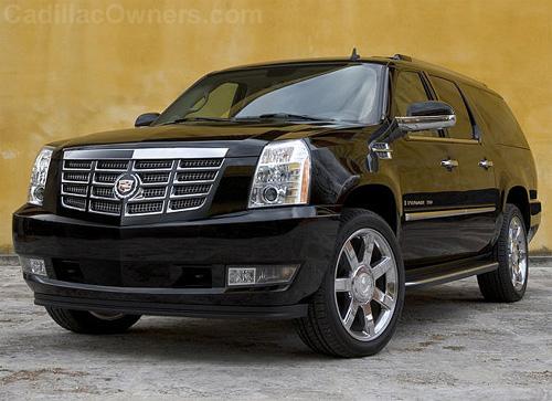 2008 Cadillac Escalade ESV - Pictures - 2008 Cadillac Escalade ESV V8 ...