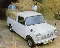 1975 Morris Mini Overview