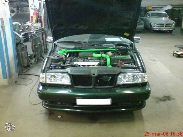 1995 Volvo 850 4 Dr T5R Turbo Wagon picture, interior