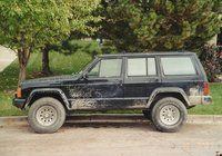 Picture of 1990 Jeep Cherokee Limited 4-Door 4WD, exterior, gallery_worthy