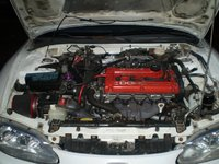Picture of 1995 Eagle Talon 2 Dr TSi Turbo AWD Hatchback, interior, gallery_worthy
