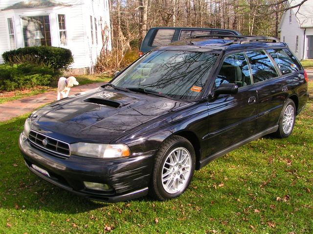 Picture of 1997 Subaru Legacy 4 Dr GT AWD Wagon